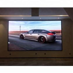 Hoge Kwaliteit Full Color Reclame Indoor Led Display P4 Smd 512X512 Mm Spuitgieten Aluminium Kast Verhuur Led screen