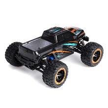 HBX 16889 RC araba fırçalanmış/fırçasız 1/16 2.4G 4WD donanım LED ışık elektrikli Off-Road kamyon RTR yüksek kaliteli Model oyuncak hediye