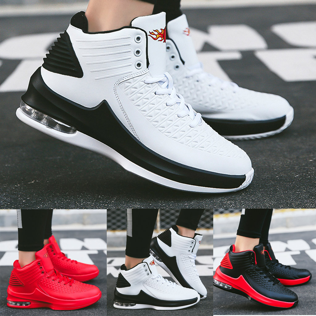 Pandaie-Mens Shoes Casual Men/'s Lace-Up Sport Running Shoes Wear Resistant Keep Warm Hiking Shoes