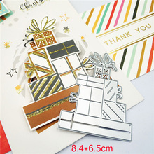 1 Pcs/lot Metal Cutting Dies Scrapbooking for Card Making DIY Embossing Cuts New Craft