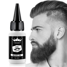 цена на Beard Oil Men Beard Growth Enhancer Facial Nutrition Moustache Grow Beard Shaping Tool Beard Care