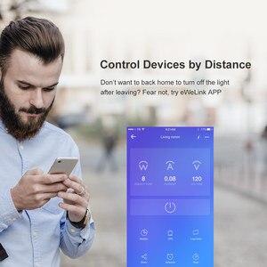 Image 2 - Itead Sonoff IW100/IW10 US Wi Fi Смарт контроль мощности розетка и переключатель энергосберегающая защита от перегрузки через приложение eWeLink