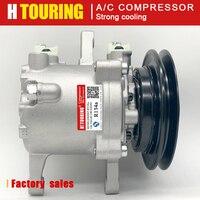 NEW SV07E car ac compressor for Daihatsu charade hijet move kubota 447220 6771 447220 6750 447260 5540 447180 5090 247300 2320