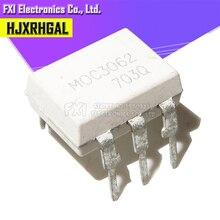 1000 قطعة MOC3062 3062 DIP DIP6 جديد الأصلي