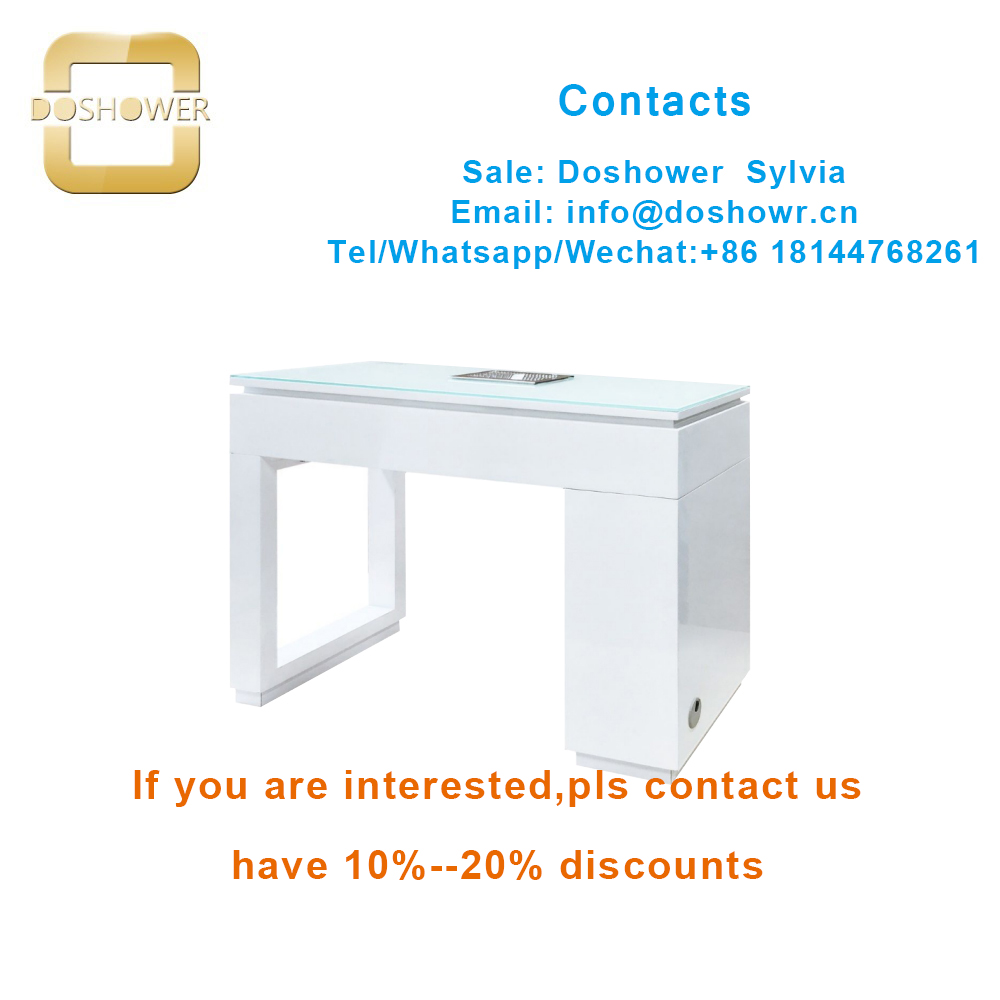Ds N08 A Art Tables For Nail Care Manicure Table Station With Wholesale Beauty Salon Tablebeauty Equipment Aliexpress