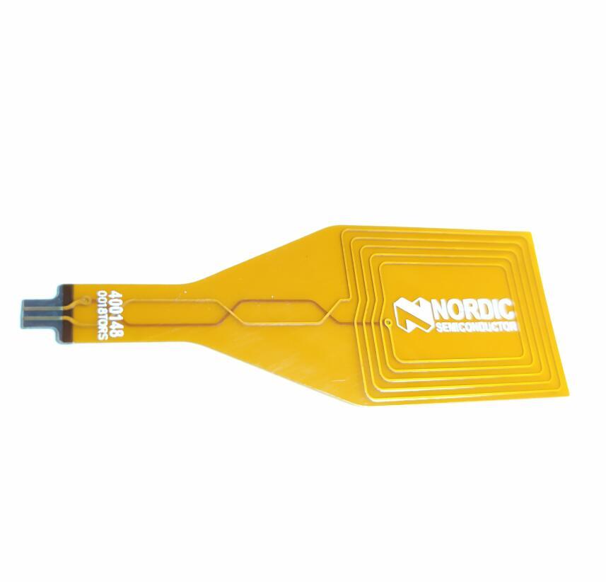 Taidacent Sim Card Duplicator 53 * 25MM Fpc High Gain Radio Frequency Chip Bluetooth NRF52832 Rfid Tags Nfc Antenna