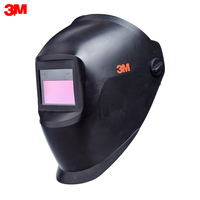 Welding Helmets 3M 101101P Tools Soldering Supplies Protective Equipment Helmet means of self defense personal Welding shield 10V