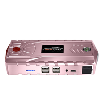 Auto Starthilfe 95600mAh Batterie Jumper Starten Autos Batterien 12V Booster Diesel Benzin Auto Ladegerät Pack Notfall Booster