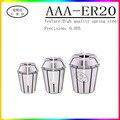 Класс AAA высокоточные инструменты держатель ER20 гравировальный станок бочка держатели ER20 замок 1-13 мм точность 0 005