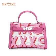 Дизайнерская сумка hxxxxs дизайнерские сумки с мультяшным рисунком