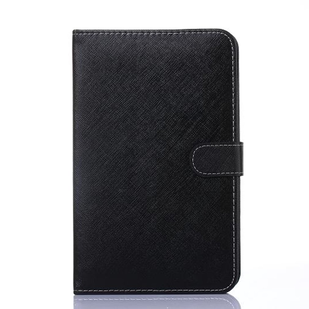Leather Case 10.1 Inch Imitation Cover With USB Keyboard Universal For Android Windows Tablets 284*185*13mm