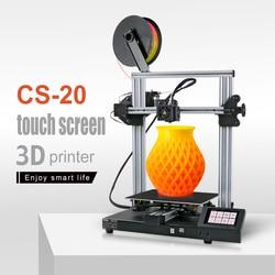 CREASEE CS20 Frame Metal 3D Printer High Precision Imprimante FDM 3D Printing DIY Kit Upgrade Full Touch Screen Printers