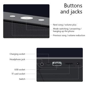 Image 4 - Loa Di Động Không Dây Bluetooth Âm Thanh Nổi Lớn Điện MP3 Nhạc MIC Loa Siêu Trầm Loa Cho iPhone Máy Tính Bass Altavoz