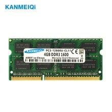 DDR3 DDR4 8 ギガバイト 4 ギガバイト 16 ギガバイトのノートパソコンのram 1333 1600 2133 2400 2666mhz DDR3L 204pin sodimmノートメモリノートパソコン 1.35v 1.2 12v新kanmeiqi