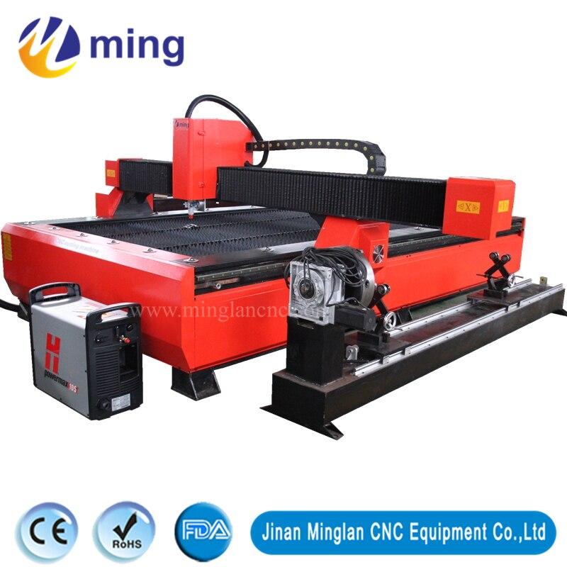 Heavy duty maszyna do naprawy ram plasma 380v 220v do cięcia plazmowego cnc zestaw 1325 1530 1560