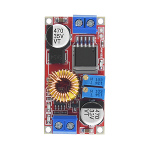 Image 5 - Batería de litio XL4015 E1 5A CC a CC CV Original, placa de carga descendente, convertidor de potencia, módulo de cargador de litio Led