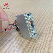 Smal uvインク硬化ランプエプソンR1390 L1800 L1300修正diy A3 uvフラットベッドプリンタDX5ヘッド治療法紫外線ライト