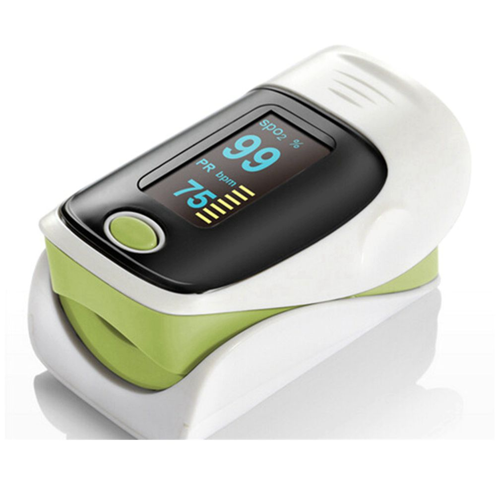OLED Fingertip Pulse Oximeter SpO2 Oximetry De Dedo Pulso Oximetro Home Family Pulse Oxymeter Pulsioximetro Finger Pulse Monitor