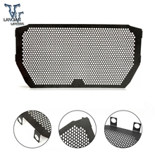 For DUCATI MONSTER 821 2014-2016 2015 Motorcycle Accessories Radiator Guard Grille Cover Grill Covers Protector Black