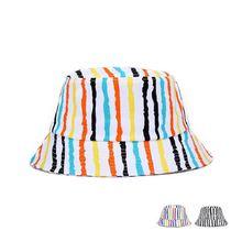 2020 Панама хлопковая Модная складная шляпа с принтом оптовая