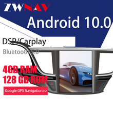 Android 10 px6 carplay 128g tesla экран для buick excelle 2015