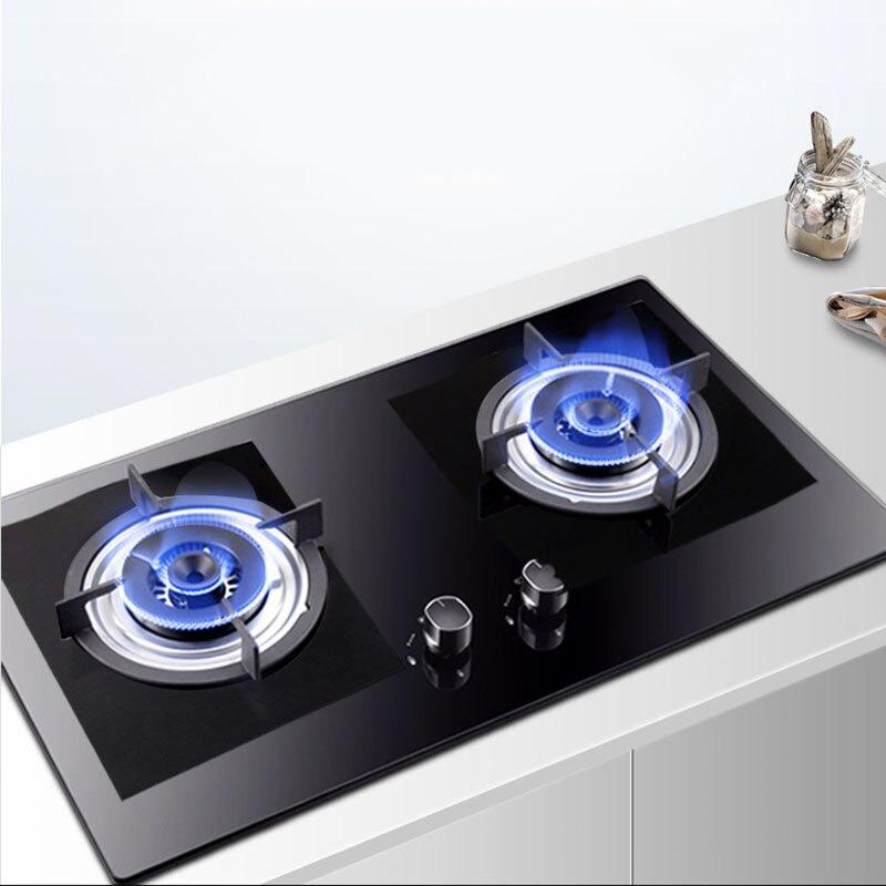 Защита для газовой плиты, 4 шт./компл., защитная крышка для газовой плиты/Защитная Прокладка для кухонной газовой плиты, аксессуары для дома и кухни Другие части для посуды      АлиЭкспресс