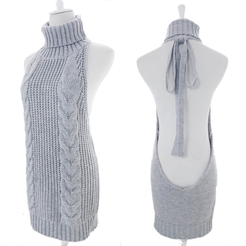 Knitted Korean Sweater 4