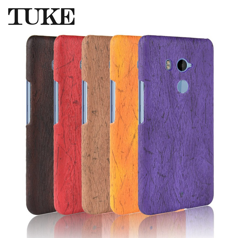 For <font><b>Blackberry</b></font> KEY2 <font><b>Passport</b></font> <font><b>Silver</b></font> <font><b>Edition</b></font> Fashion Luxury Leather Wood Grain Back Hard PC+PU Leather <font><b>Cases</b></font> image
