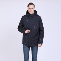 TALIFECK 2020 New arrivals plus size M~7XL Men's Waterproof Casual Fashion Jackets Men Spring Autumn Coats Coat Male Thin