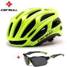 Bicycle Helmets Sunglasses Road-Bike Ultralight CAIRBULL Riding Integrally-Molded Women
