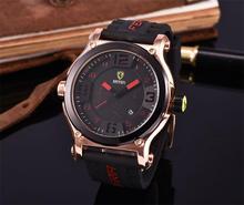 New mens watch quartz sports business fashion trend