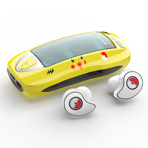 Bluetooth V5.0 наушники, беспроводные наушники TWS HiFi, спортивные водонепроницаемые IPX5 гарнитуры, наушники-вкладыши с шумоподавлением и микрофоном