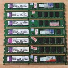 Usado kingston memoria ddr3 4gb 1333mhz ram kvr1333d3n9/4g 4gb 1333mhz ddr3 memória de mesa para amd e intel 1pcs