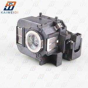 Image 1 - Lampe de projecteur avec boîtier pour ELPLP50 Powerlite 85, 825, 826 W, EB 824, EB 824H, EB 825H, EB 826WH, EB 84H H354A pour EPSON