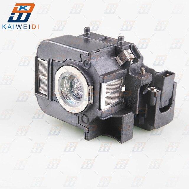 Lampe de projecteur avec boîtier pour ELPLP50 Powerlite 85, 825, 826 W, EB 824, EB 824H, EB 825H, EB 826WH, EB 84H H354A pour EPSON