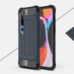 Image 1 - Phone Case For Xiaomi Mi 10 Pro Play A3 9 Lite 8 SE 9T CC9 CC9e Cover Armor Bumper For Xiaomi Redmi 6 6A 7A 7 Note 8T 8 Pro 7