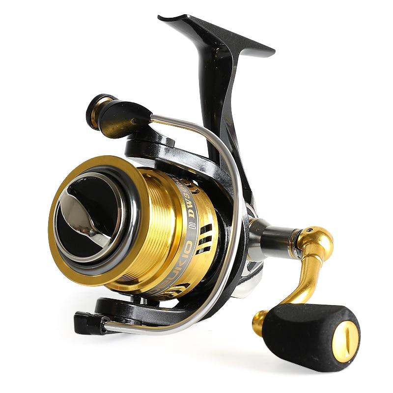 BILLINGS 6.7:1 257g DW2000 3000 Spinning fishing Reel ALL Metal Shallow Spool Rocker EVA Handle Saltwater Fishing Accessories|Fishing Reels| |  - title=