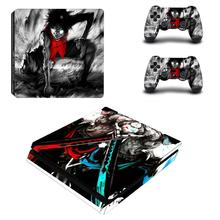 One Piece Full Cover Faceplates PS4 Slim Skin Sticker Decal Vinyl for Playstation 4 Console & Controller