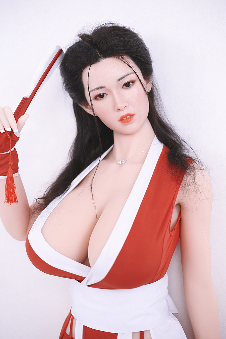 170cm w5# Top Quality Lifelike Sex Dolls Real Adult, Full Size Silicone with Skeleton Love Doll, Big Ass Japanese Mannequins