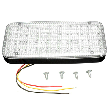 цена на 12V 36 LED Vehicle Car Interior Light Dome Roof Ceiling Reading Trunk Car Light Lamp High Quality Bulb Car Styling Night Light