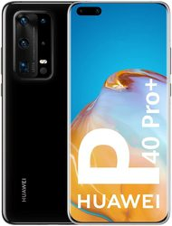Huawei P40 Pro + 5G 8GB/512GB Dual Sim черный