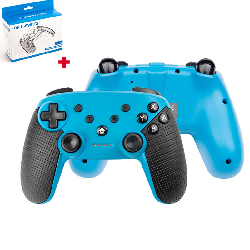 Joystick Switch Console Nintendo Bluetooth Wireless-Controller Gamepad for NFC Pro title=