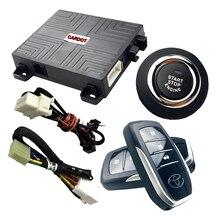 Cardot Smart Pke Engine Start Stop Keyless Entry Remote Starter Car Alarm Play And Plug Canbus for Rav4 09 17