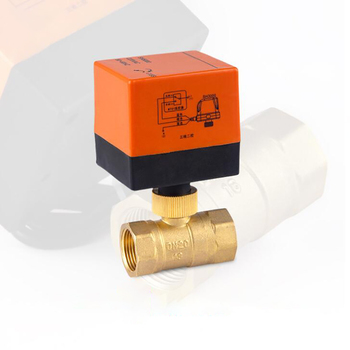 220VAC Brass Motorized Ball Valve 2 Way/ 3 Way, DN15 DN20 DN25 DN32 DN40 DN50, 3 Wires Control Electrical Ball Valve for Water upvc 2 way dn40 plastic electric valve tf40 p2 c ac dc9 24v 2 wires 11 2 normal close valve 10nm on off 15 sec metal gear ce