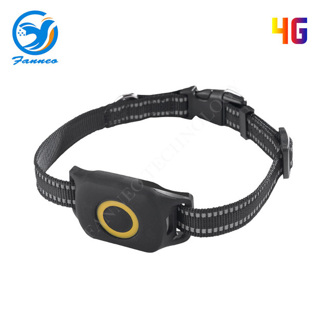 4G New Arrival Top Quality Pet GPS Tracker Collar for Dogs Waterproof 4