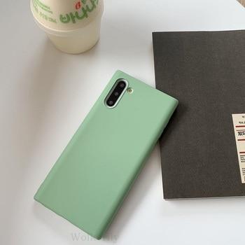 Galaxy Note 10 Liquid Silicone Case