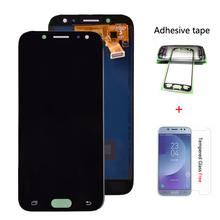 J530 LCD Do Samsung Galaxy J5 2017 J530 J530F Wyświetlacz LCD Ekran Dotykowy Digitizer Zgromadzenia lcd J5 Pro 2017 J5 duos Nie Dostosować tanie tanio Pojemnościowy ekran Nowy For Samsung j5 2017 J530 LCD i ekran dotykowy Digitizer 1280x720 3 Black Light Blue Gold Pink
