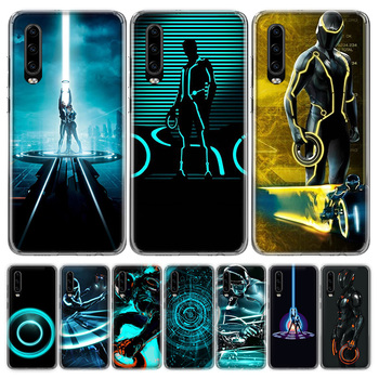 Tron Legacy Phone Case For Huawei P40 30 20 10 Lite Pro Mate 10 20 30 Lite Pro P Smart 2019 2018 Z Plus image