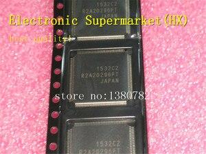 Image 1 - 100% novo original 10 unidades/lotes r2a20296ft r2a20296 QFP 128 ic em estoque!