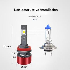 Image 2 - YOTONLIGHT Super H1 H7 Led Headlight Led Bulb H4 H11 H3 Canbus 9005 Hb3 9006 Hb4 55w Hir2 9004 9007 H13 Lamp Error Free 16000lm